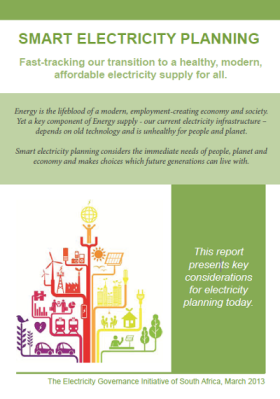 Smart Electricity Planning report